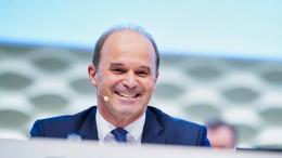 BASF-Chef Brudermüller ist Lieblings-Dax-Manager der Grünen