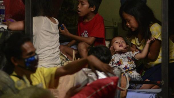 Die Corona-Krise in den Slums von Manila