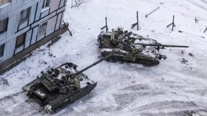 Moskau wirft Kiew Beschuss von Zivilisten vor