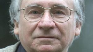 Komponist Paul-Heinz Dittrich ist tot