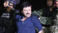 Mexikanischer Drogenboss El Chapo gefasst