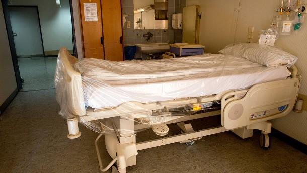 Intensivstationen in höchster Not