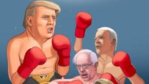 Wer schlägt Trump?