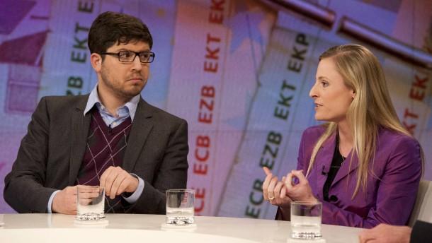 Schlecker und Illner: Meine Tage im Fernsehen