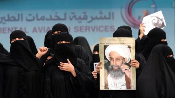 Riads Kriegserklärung