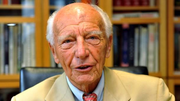 Walter Scheel Kritisiert Das Amt Diffamierungen Ohne