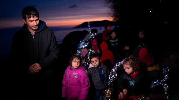 Griechenland setzt Annahme von Asylanträgen aus