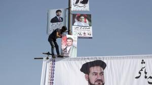 Taliban drohen mit Angriffen auf Parlamentswahl