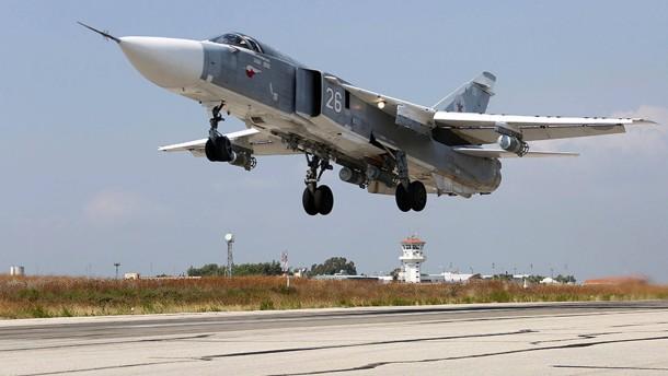 Allzweckwaffe der russischen Luftwaffe