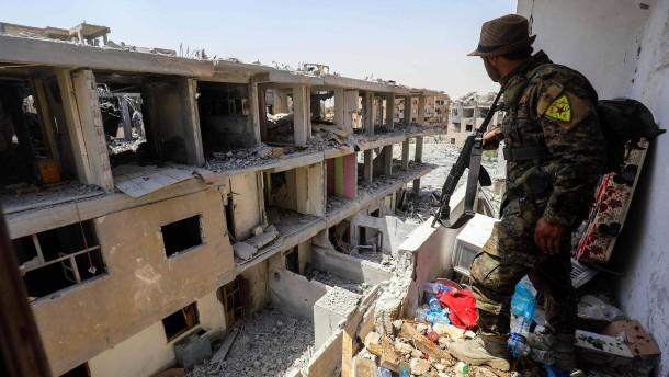 Bedeutender Etappensieg für Assads Armee