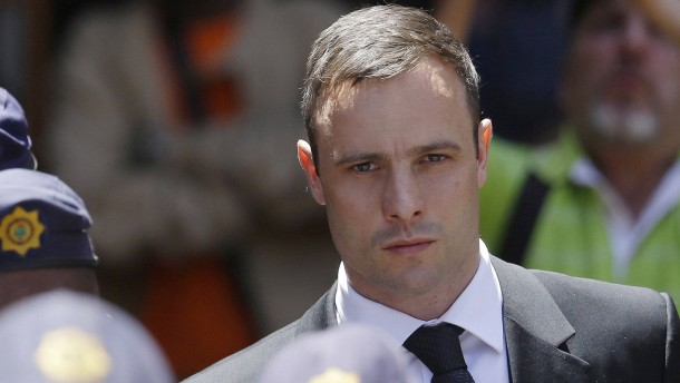 Oscar Pistorius darf wohl bald nach Hause