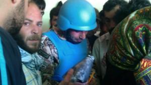 Aktivisten: 15 Arbeiter in Homs getötet