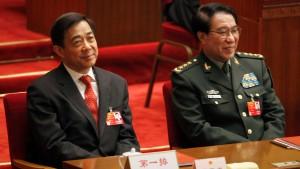Chinas Funktionäre am Rande des Nervenzusammenbruchs