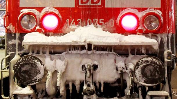 Bahn gibt 70 Millionen Euro fuer Winter-Saison aus