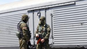 Separatisten verweigern Zugang zu Opfern