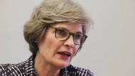 Geht in die Offensive: Annette Kulenkampff