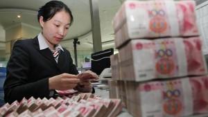 Bank of China übernimmt Yuan-Geschäfte in Frankfurt