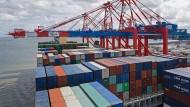 Stärkster Export-Rückgang seit zwei Jahren