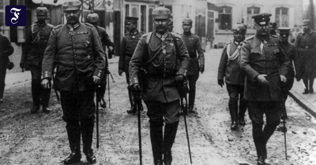 """Vor 100 Jahren: Zwei """"Gottgesandte"""" für einen totalen Krieg"""