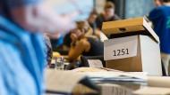 CDU trotz Verlusten stärkste Kraft