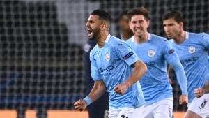 Manchester City mit großem Schritt in Richtung Finale