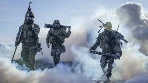 BMW heuert in Amerika Soldaten an