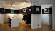 Kreativ arbeiten im Souterrain: In den Räumen des Büros Andreas Doria gibt es ein einfaches, aber alles ordnendes Prinzip.