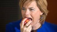 Agrar- und Ernährungsministerin Julia Klöckner steht momentan in der Kritik.