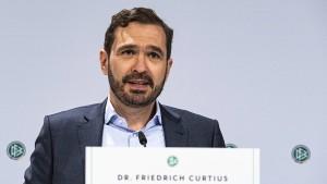 Curtius und DFB einigen sich auf Vertragsauflösung