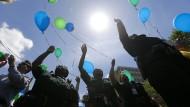 Helium ist nicht nur für Luftballons wichtig.