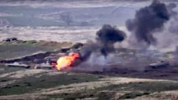 Armenien und Aserbaidschan im Kriegszustand
