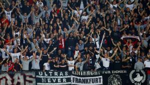 Eintracht-Fans dürfen Lüttichs Stadtgebiet nicht betreten