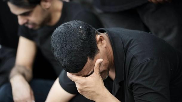 IS bekennt sich zu Anschlag auf saudische Moschee