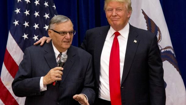 Die Gnade des Präsidenten vor dem amerikanischen Recht