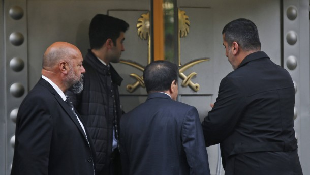 Saudi-Arabien will offenbar Tod von Khashoggi gestehen
