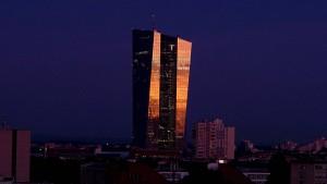 Die EZB und die Schranken von Mandat und Marktwirtschaft