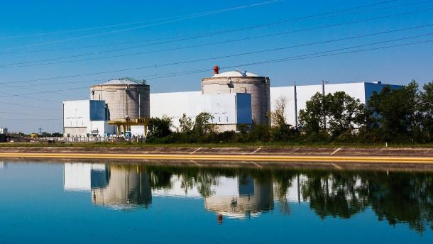 Atomkraftwerk Fessenheim geht vom Netz