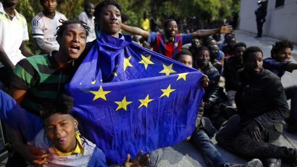 Flüchtlinge als Druckmittel
