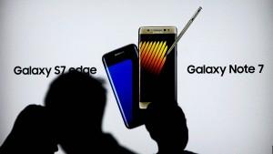 Neuversion von Galaxy Note 7 auf dem Markt