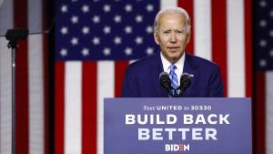 Biden will Kampf gegen Klimawandel wieder ernst nehmen