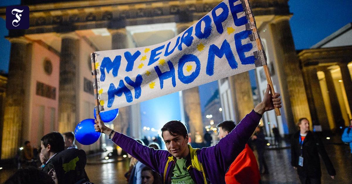 Studienaustausch mit England: Erasmus erased