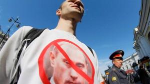 Duma schränkt Demonstrationsrecht ein