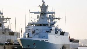 Bundeswehr verteidigt Kauf neuer Korvetten