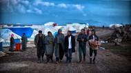 Flucht vor den Häschern des Islamischen Staates