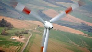 Die Deutschen bauen viel weniger neue Windräder