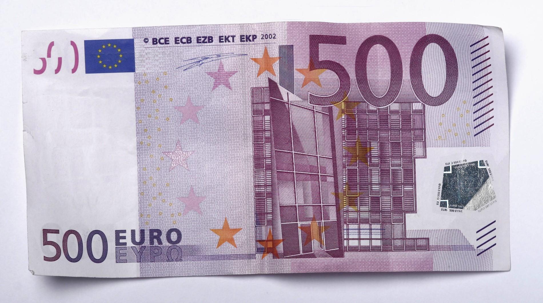 Ausdrucken 1000 zum euro schein