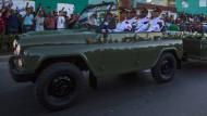 Fidel Castro in Santiago de Cuba beigesetzt