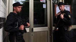 Razzien und Festnahmen vor Großdemonstration in Moskau