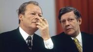 Die größte Liebe seit Willy Brandt