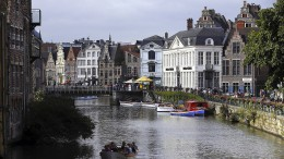 Gent will nicht mehr Partnerstadt von Wiesbaden sein